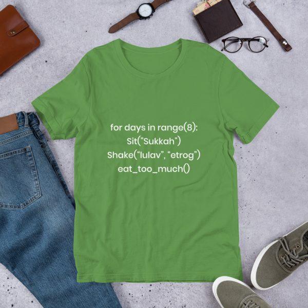 funny sukkot shirt