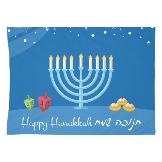 Hanukkah decoration