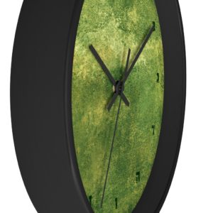"Jewish Wall clock ""Tuesday"""