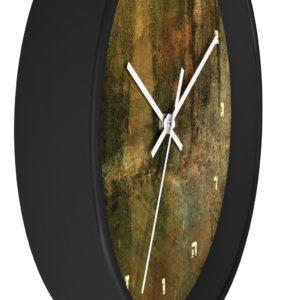 "Jewish Wall clock ""Friday"""