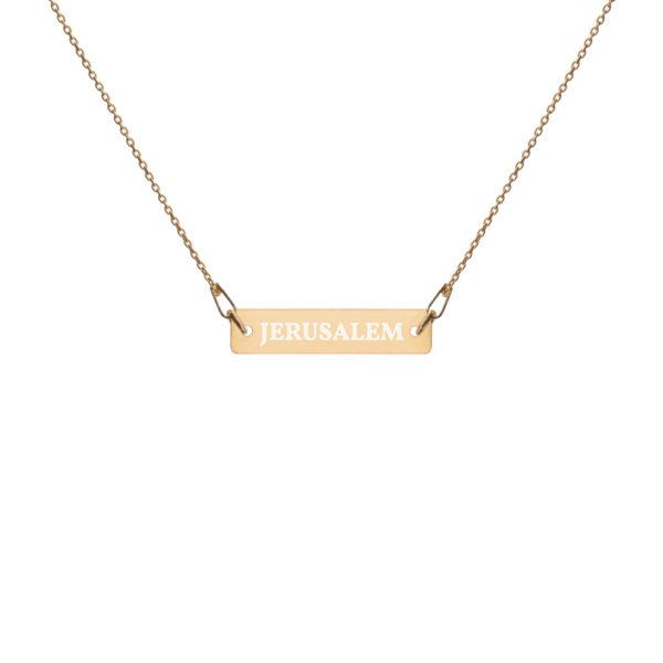 Jerusalem Necklace