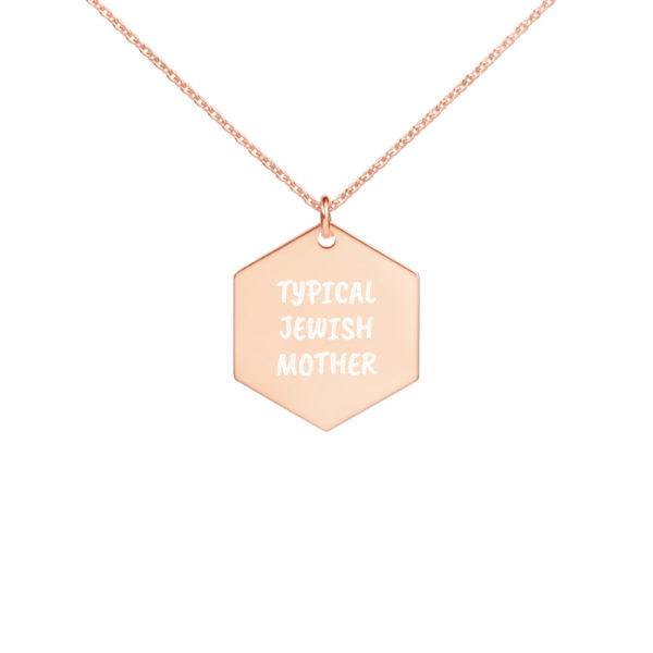 typical jewish mother necklace