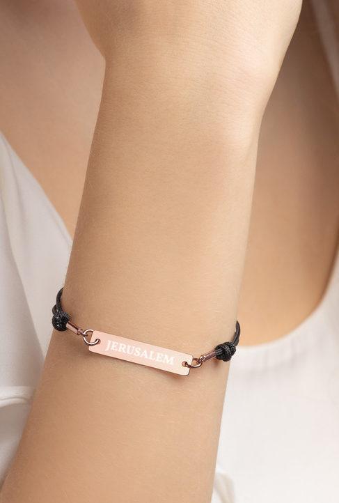 Jerusalem bracelet