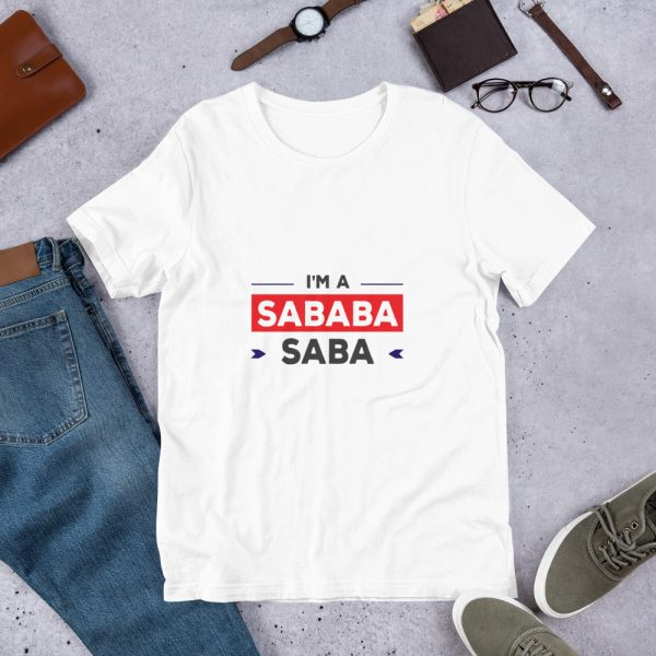 saba sababa shirt