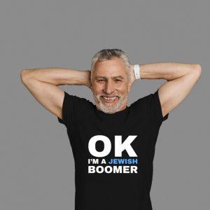 OK I'm a Jewish Boomer Shirt