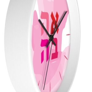 Ahava Wall clock