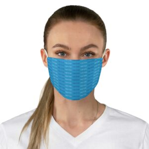 Gam Ze Yaavor Fabric Face Mask