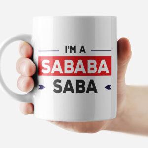 I'm a Sababa Saba Mug