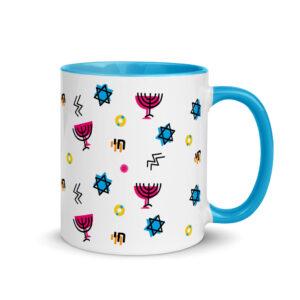 Cool Jewish Mug