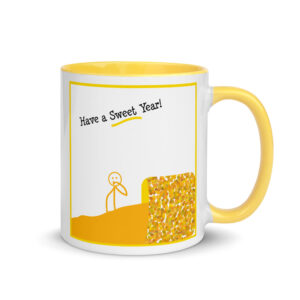 Have a sweet year Honey Mug