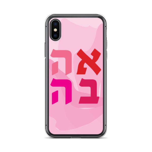 Ahava Iphone case x xs