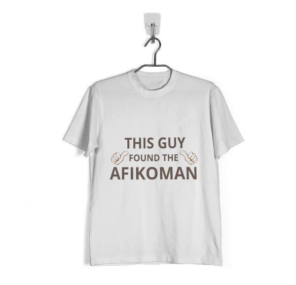 passover shirt afikoman finder