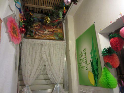 sukkot decoration